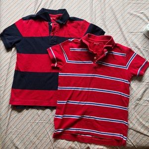 Gap polo striped tee bundle!
